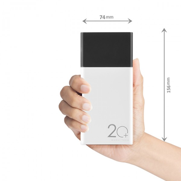 MORUI ML20 Power Bank